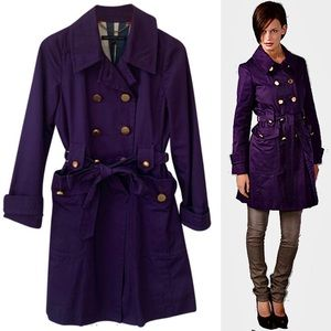 Marc by Marc Jacobs Fine Twill Trench Coat